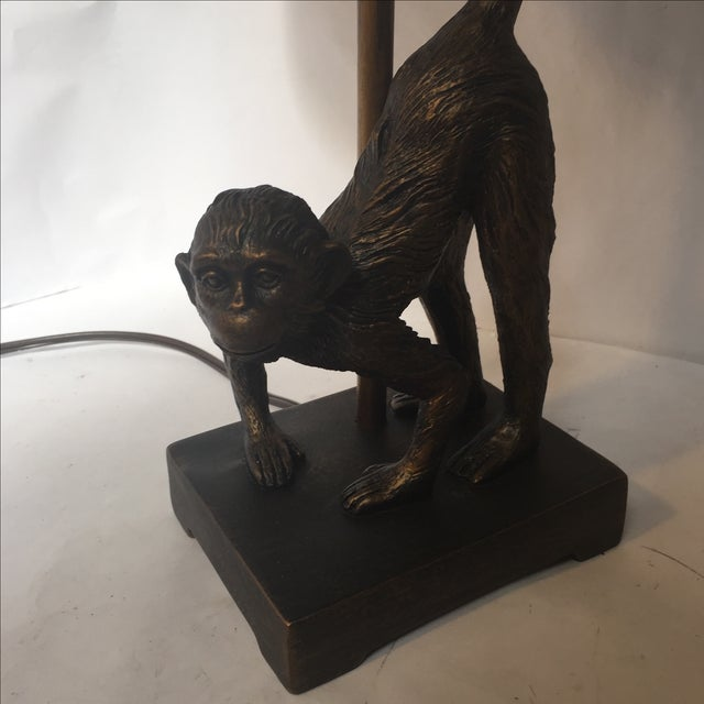 Monkey Business Table Lamp - Image 5 of 11