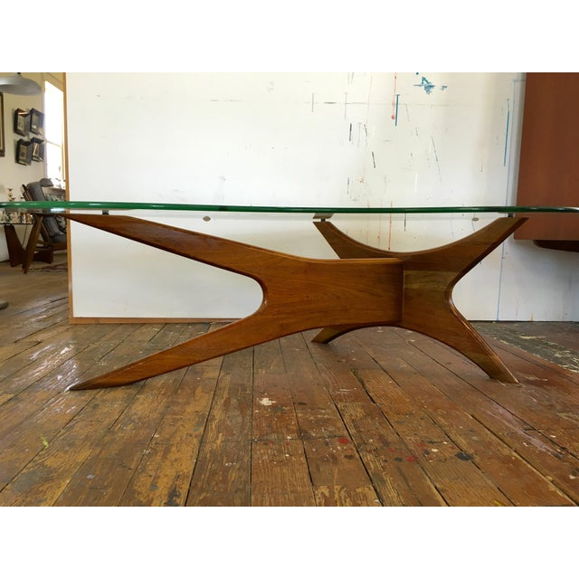 Adrian Pearsall Biomorphic Coffee Table - Image 3 of 10