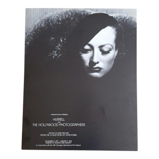 1978 George Hurrell Joan Crawford Tribute Poster