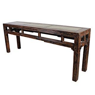 Sarreid LTD Asian Wooden Altar Table