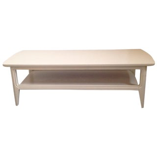 Mid-Century Mersman Coffee Table
