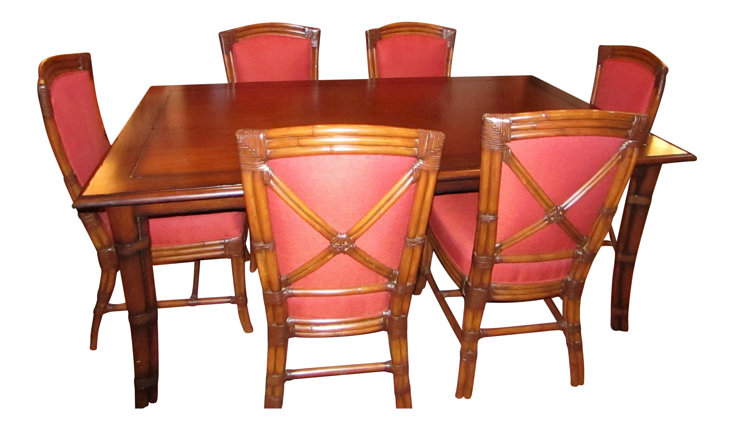 Dining Table Set vintage & used dining table & chair sets | chairish