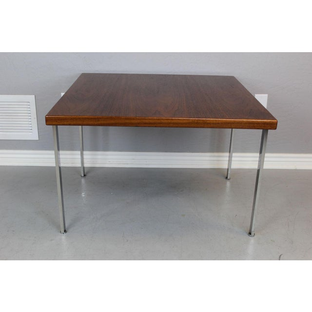 Harvey Probber Architectural Series Side Table - Image 3 of 7