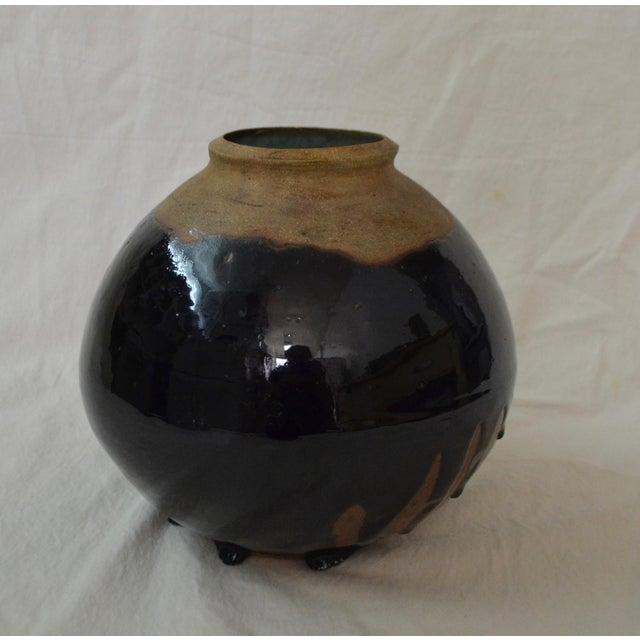 Vintage Hand Thrown Studio Pottery Vase - Image 6 of 11