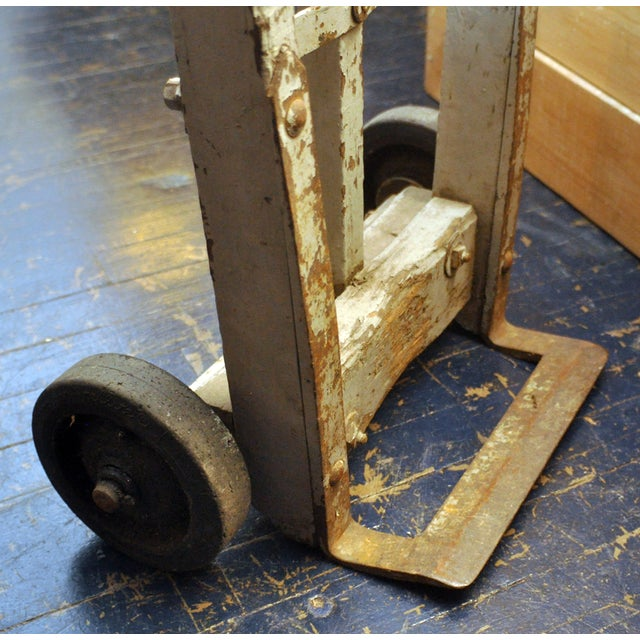 Image of Vintage Hand Truck