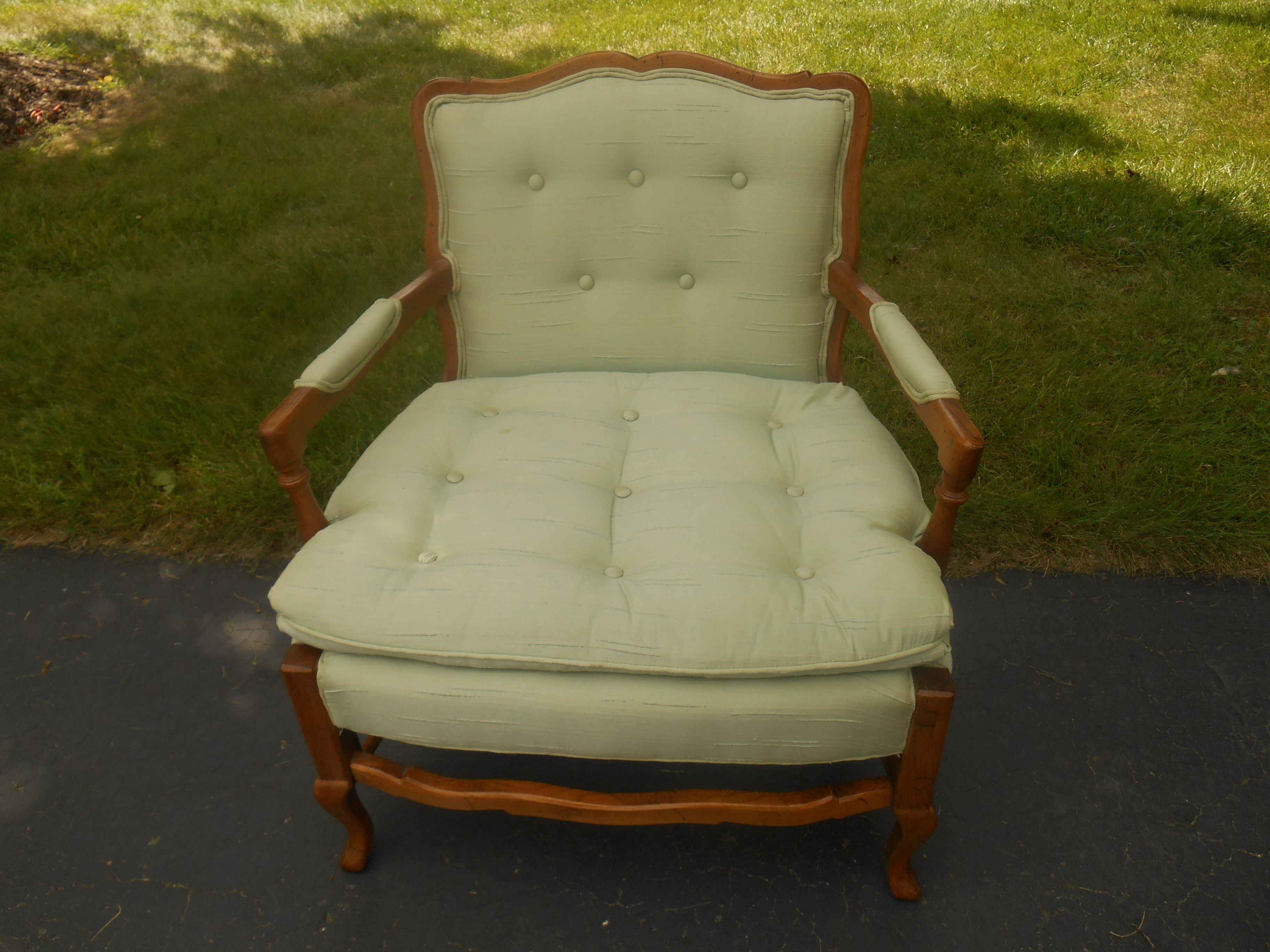 Exceptional North Hickory Furniture Co. Lounge Chair   Image 3 Of 5