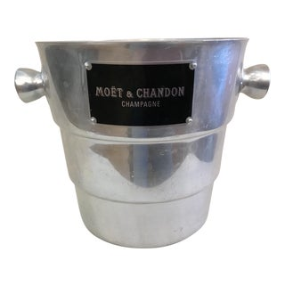 Vintage French Moët & Chandon Champaign Bucket