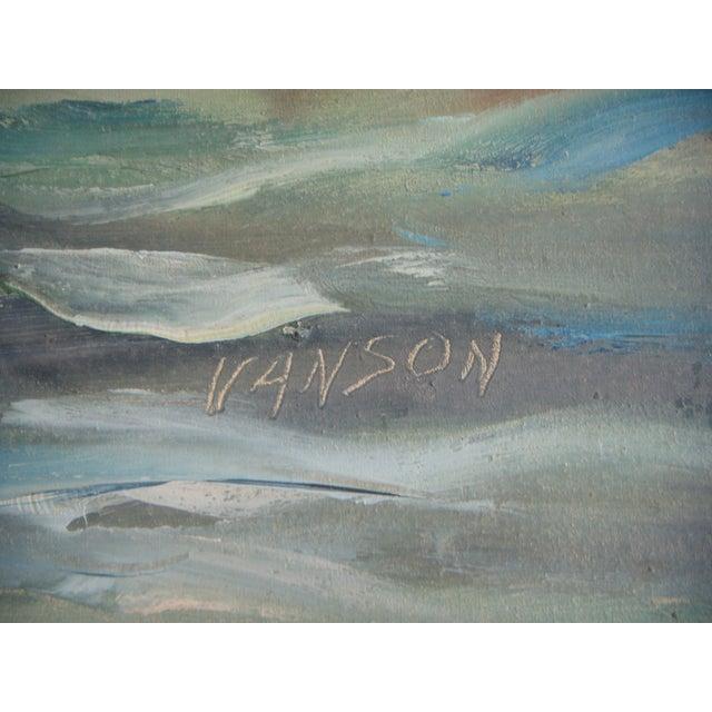 Pacific Ocean Breakers Oil Painting - Image 5 of 6