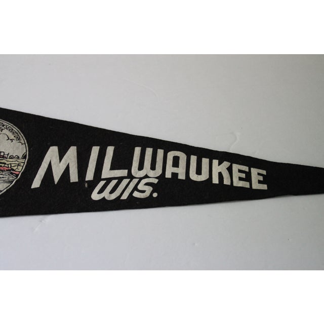 Image of Milwaukee, Wisconsin Pennant