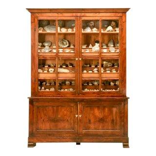 Circa 1891 French Specimen Cabinet