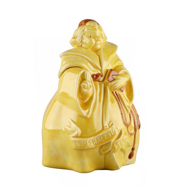 Image of Red Wing USA Vintage Friar Tuck Cookie Jar