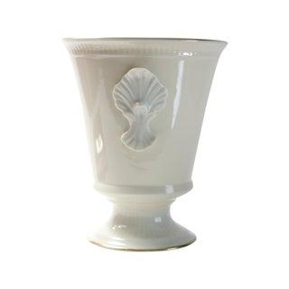 White Lenox Vase