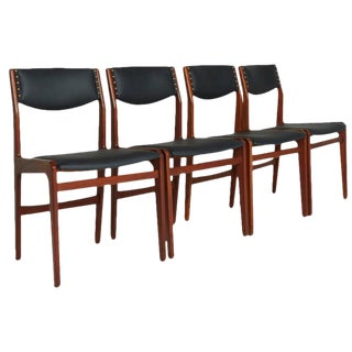 Illums Bolighus Dining Chairs - Set of 4