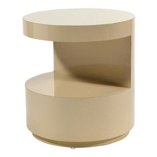 """Cut-Away"" Side Table by David Russ"
