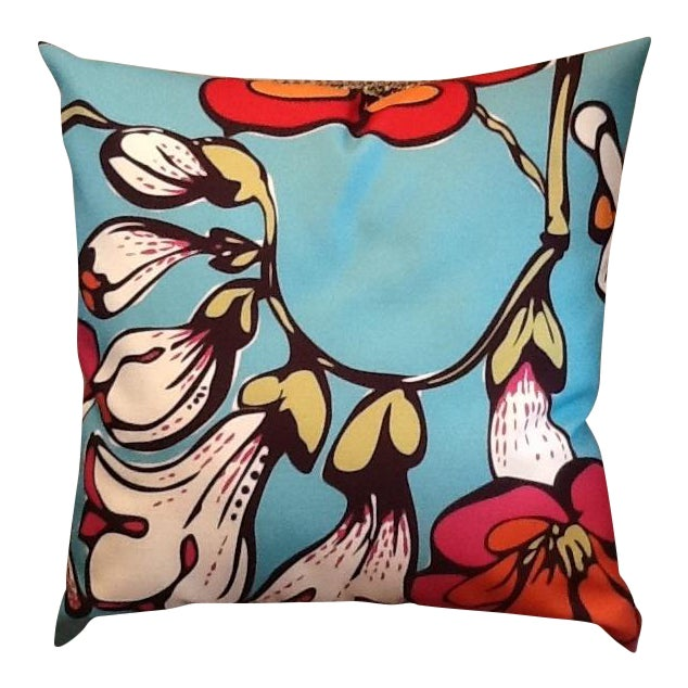 Missoni Home Outdoor Pillow - Image 1 of 5