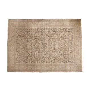 "Vintage Distressed Sivas Carpet - 8'11"" x 12'6"""