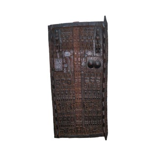 Tribal African Dogan Door (E)