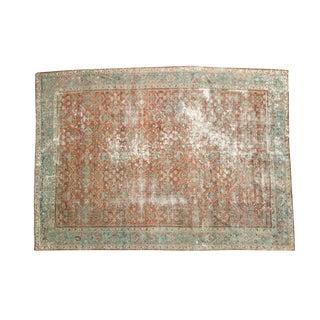 "Vintage Mahal Carpet - 8' x 11'3"""