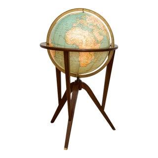 Dunbar Illuminated Terrestrial Globe