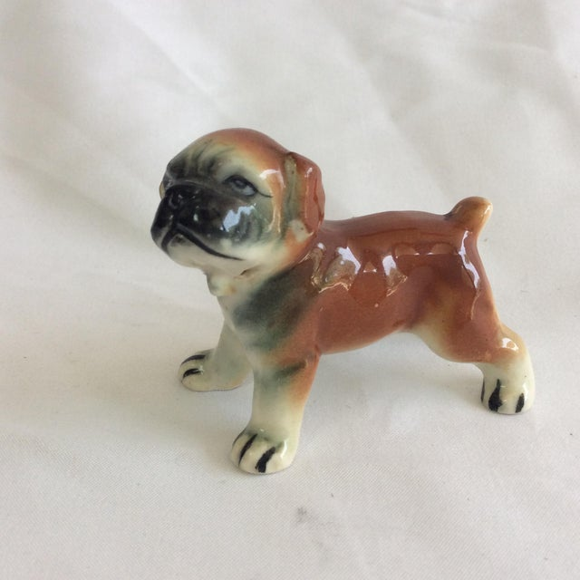 Mid-Century Ceramic Dogs - Set of 3 - Image 7 of 8
