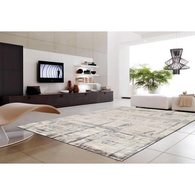 """Image of Pasargad Modern Bamboo Silk Area Rug - 10' X 13'7"""""""
