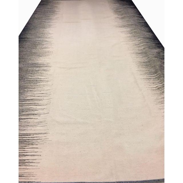 New Kilim Hand Woven -- 10'2 X 13'3 - Image 2 of 5