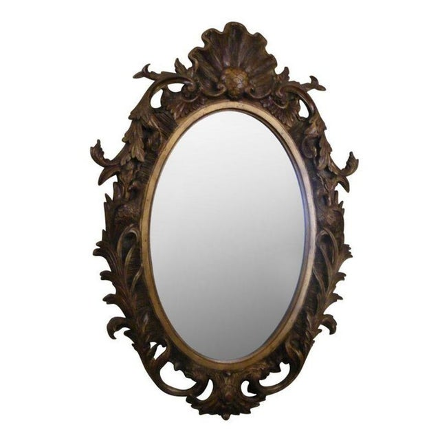 Drexel Heritage Gilt Finish Mirror Chairish
