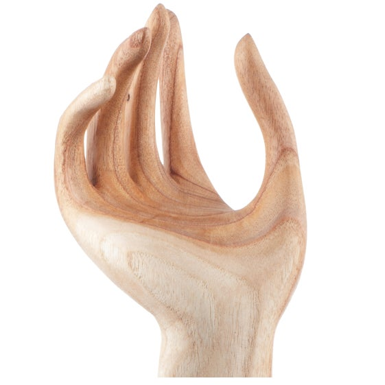 Image of Wooden Hand Model