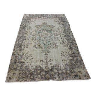"Traditional Oriental Turkish Rug - 3'6"" x 6'7"""