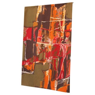 "Mathieu Matégot Tapestry Titled ""19 Composition"""