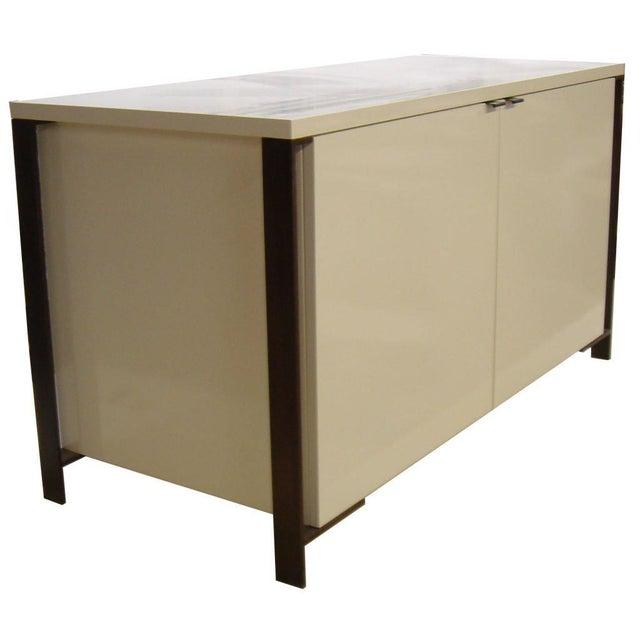 Fabry Bronze Frame Media Cabinet - Image 2 of 8
