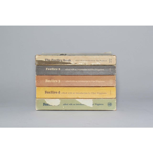 Image of Foxfire Book Collection - Set of 5