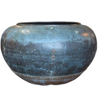 French Copper Vessel
