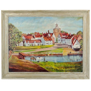 Finchingfield Essex, England Painting