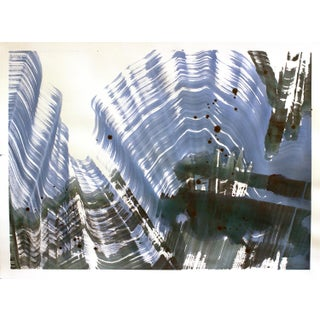 """""""Azurite"""" Original Painting"""