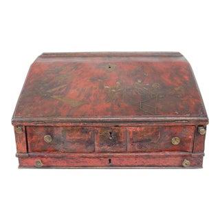 Antique Chinese Export Lap Desk