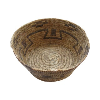 Antique Early Native American Basket