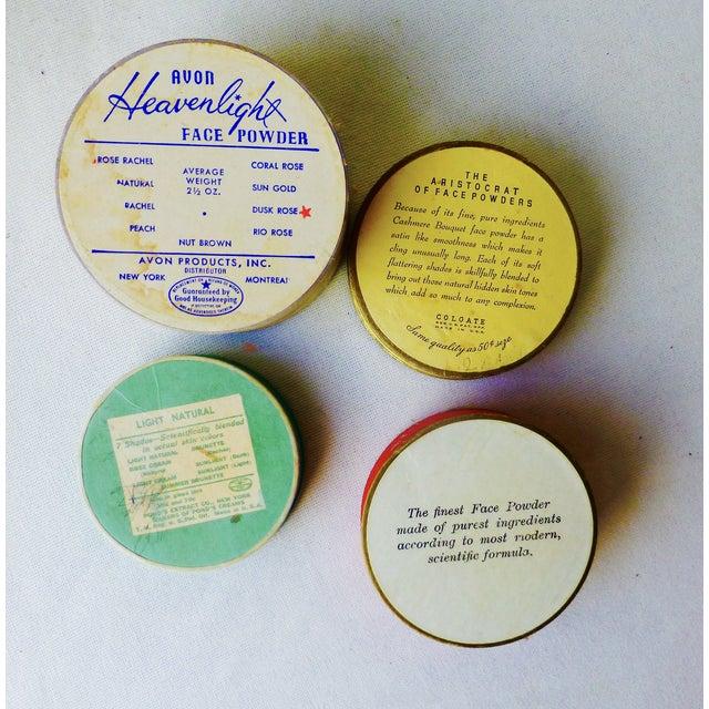 Image of Vintage Various Vanity Boxes - Set of 8