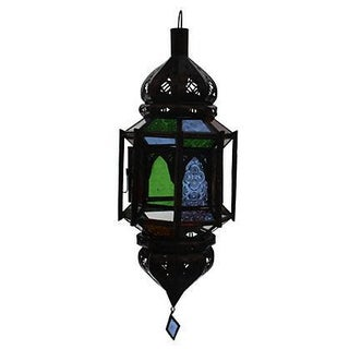 Hand-Crafted Moroccan Ceiling Lantern