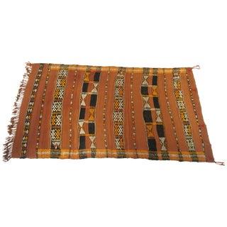 Vintage Moroccan Rug - 2′8″ × 4′10″