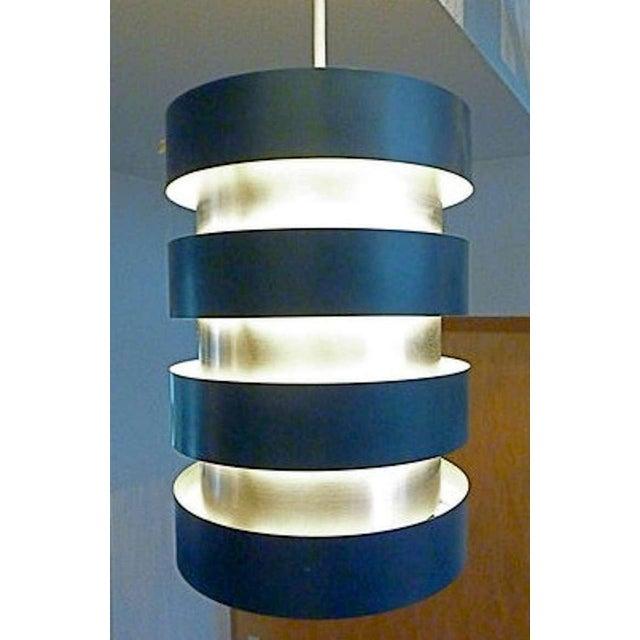 """Eiffel"" Pendant Lamp by Jo Hammerborg - Image 4 of 4"