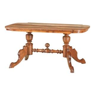 Nineteeth Century Austrian Walnut Table
