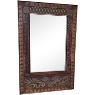 Bonacci Handpainted Mirror
