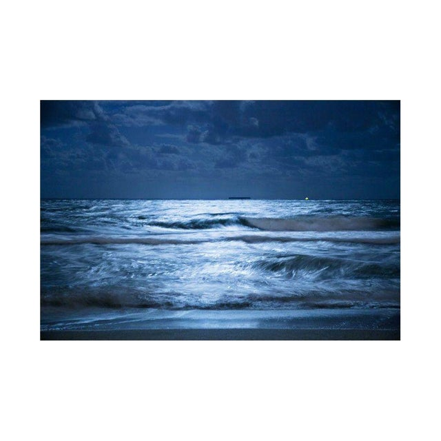 "Cheryl Maeder ""Dreamscapes, Blue"" Art Photograph - Image 1 of 2"
