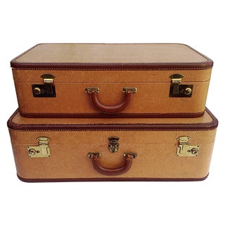 Nesting Luggage - pair
