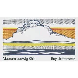 Cloud & Sea by Roy Lichtenstein, 1989