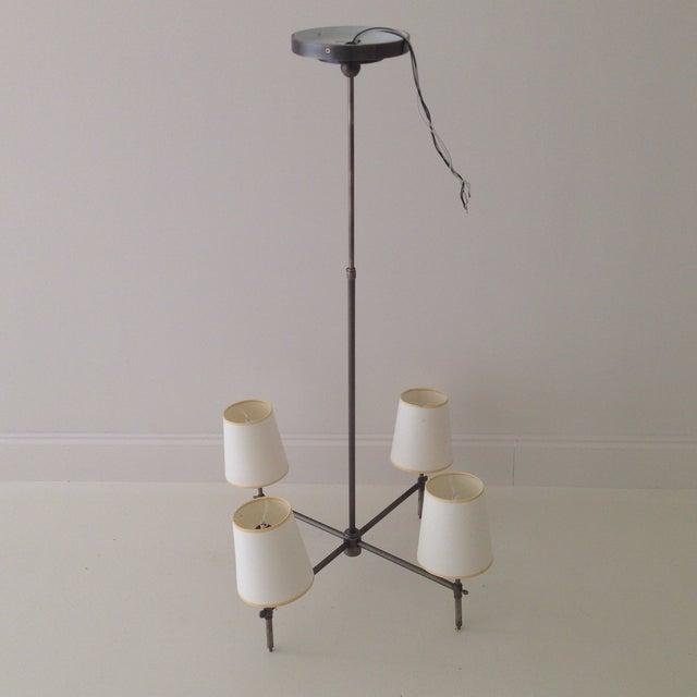 Visual Comfort Four-Light Chandelier - Image 2 of 11