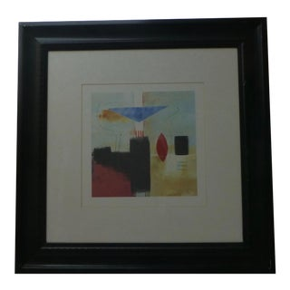 David Salle Abstract Hand Signed Lithograph