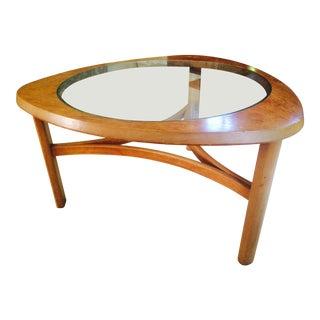 Mid-Century Atomic Triangular Coffee Table