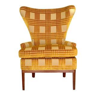Cut Velvet Foundation Shop Chair